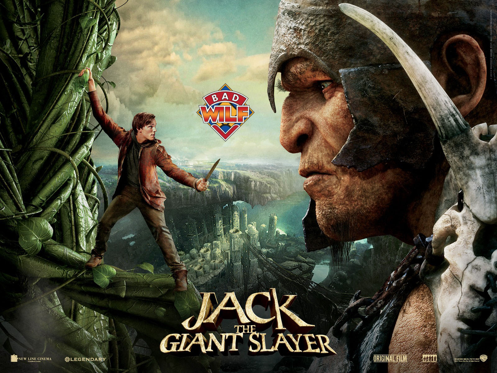 Episode 87:Jack The Giant Slayer