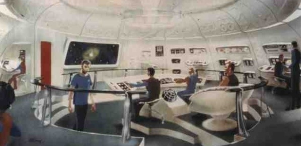 Star Trek:Phase II concept art