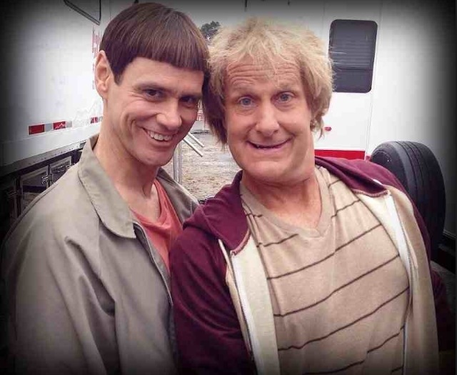Trailer-Dumb and dumber to