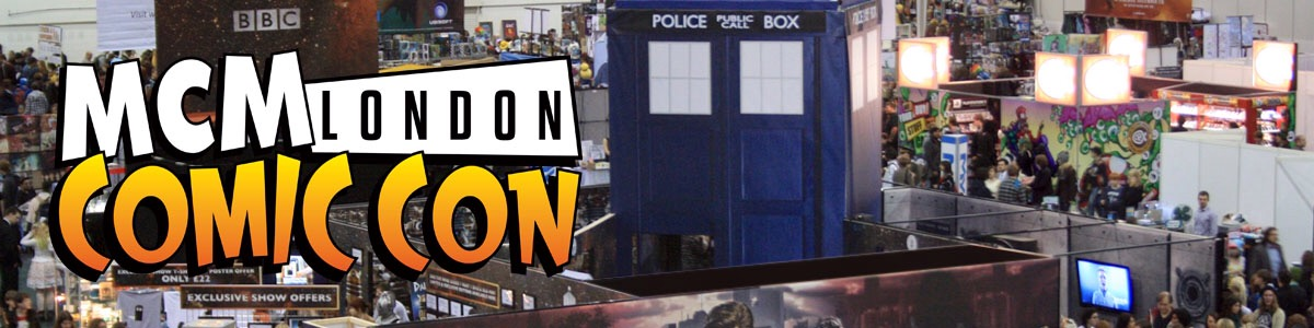 How to survive a London comic con