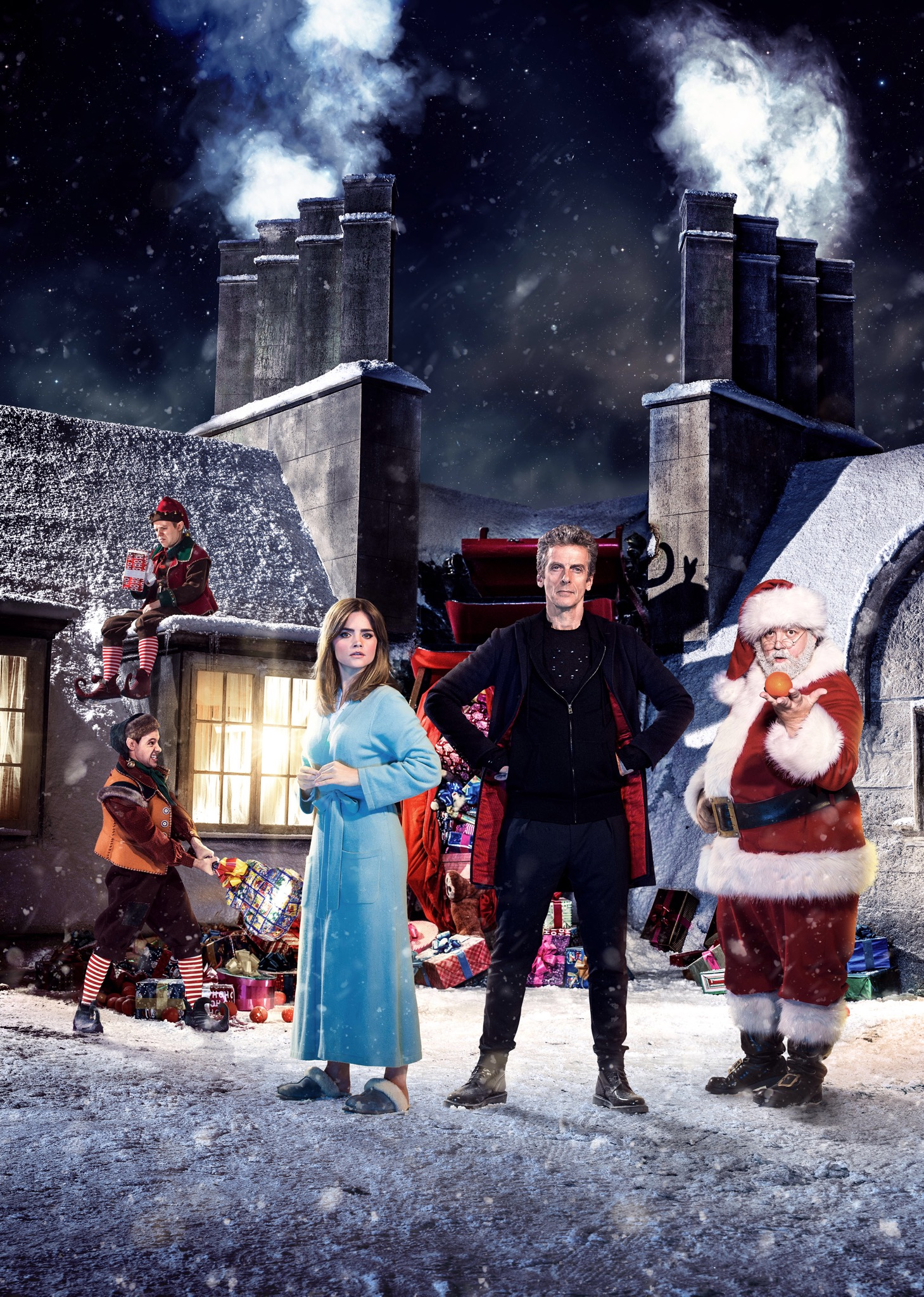 Title revealed for the Doctor Who Christmas special