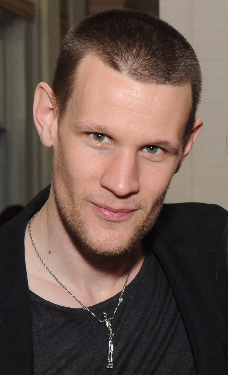 Matt Smith cast in new Zombie movie