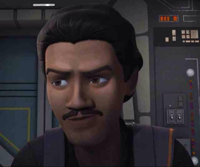 Lando Calrissian joins Star Wars:Rebels