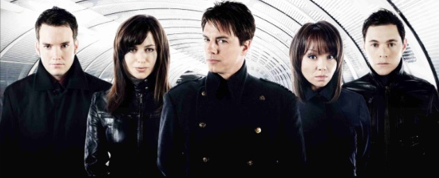 Torchwood is coming back….on audio