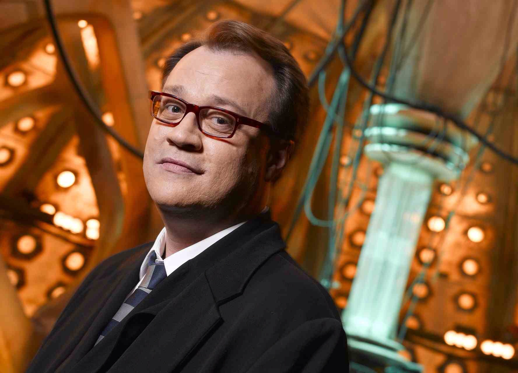 Russell T Davies wants to write a Doctor Who movie