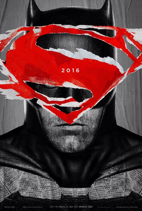 Teaser trailer-Batman V Superman