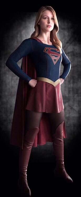 Supergirl-First look