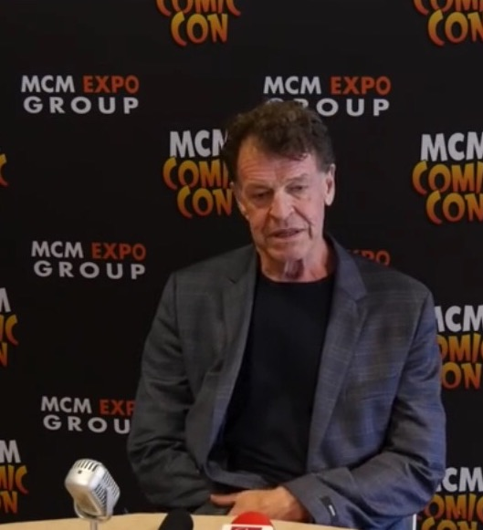Episode 136:John Noble Q&A