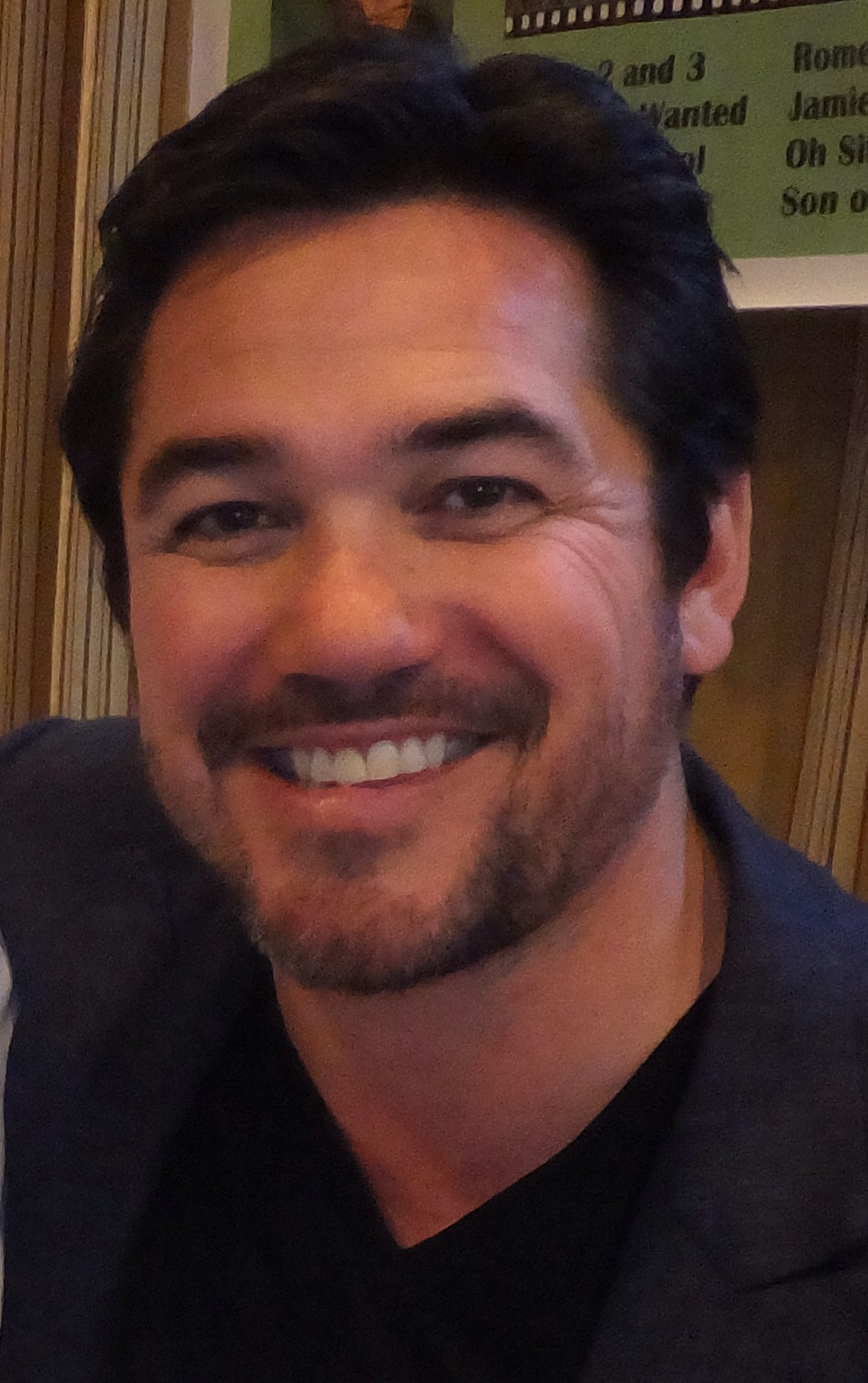 Dean Cain to voice Jonathan Kent