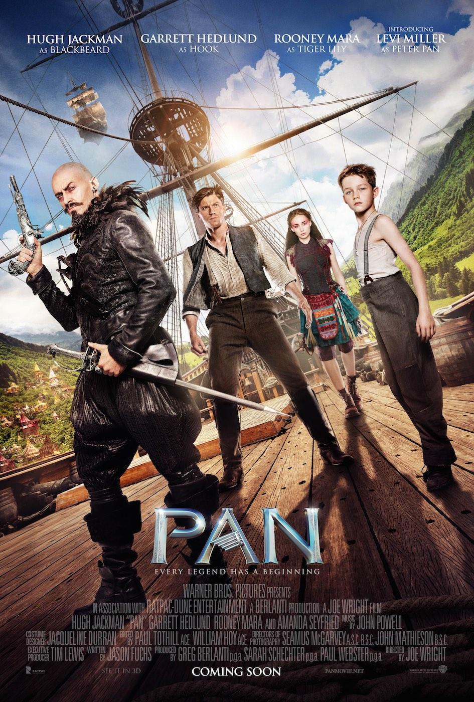 Trailer-Pan