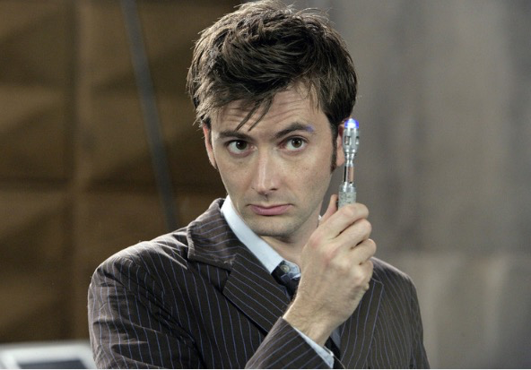 David Tennant in series 9?