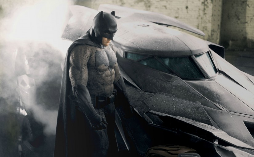 Rumour:Affleck to star in Batman trilogy