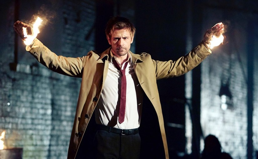 Constantine to appear in Arrow