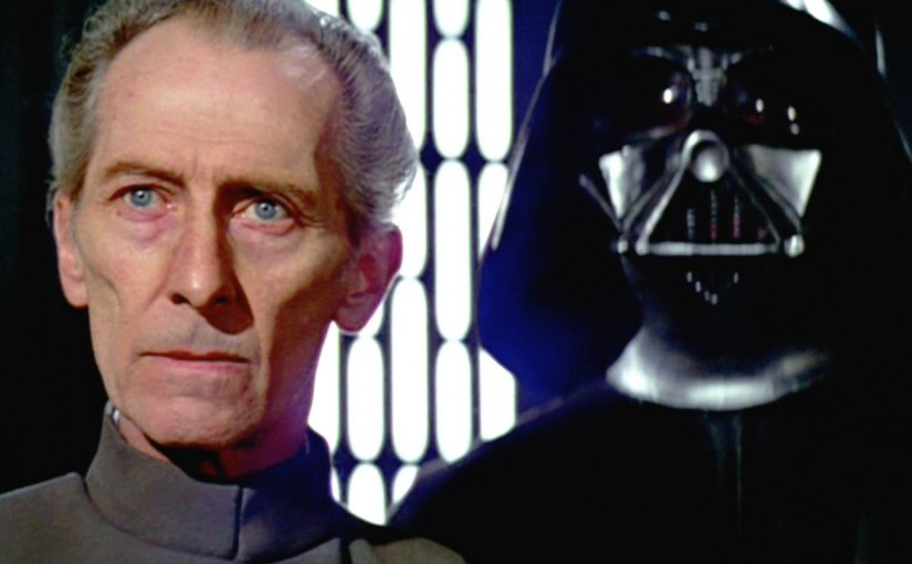 Peter Cushing to star in Rogue One?