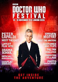 New names added to the Doctor Who festival