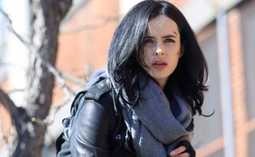 Jessica Jones release date announced