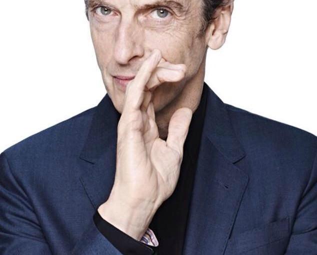 Peter Capaldi to direct Veep