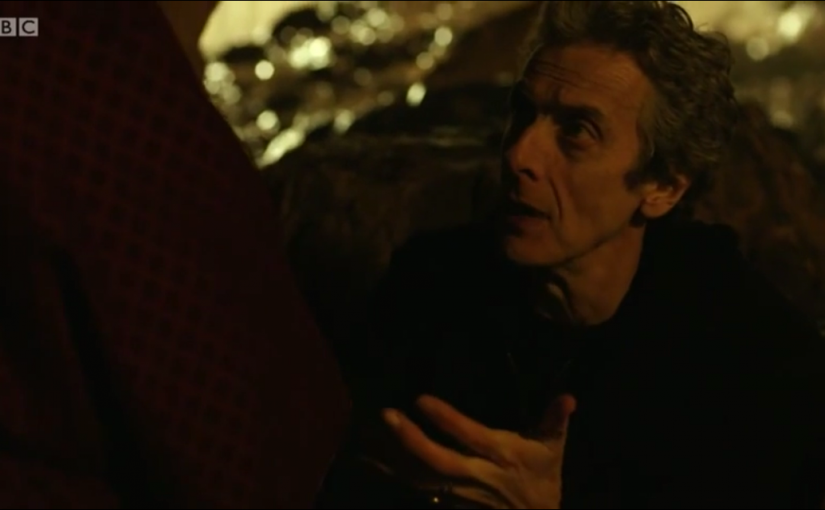 Doctor Who-series 9 prolouge