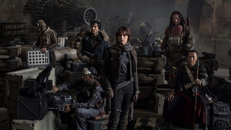 Rumour:Rogue one post-credit scene