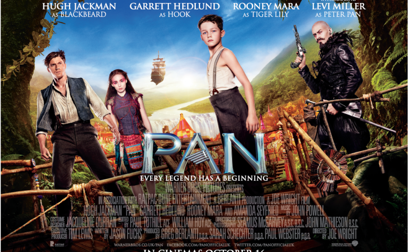 Film Review-Pan