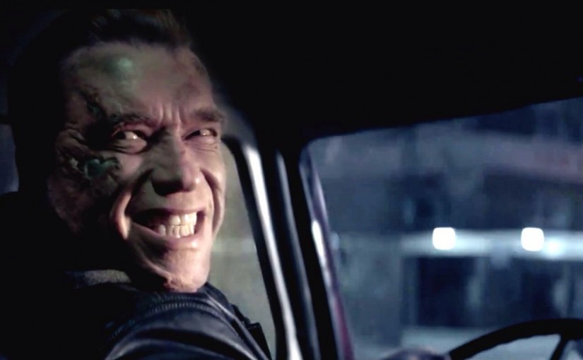 Terminator:Genisys is in the top 10 movies of 2015