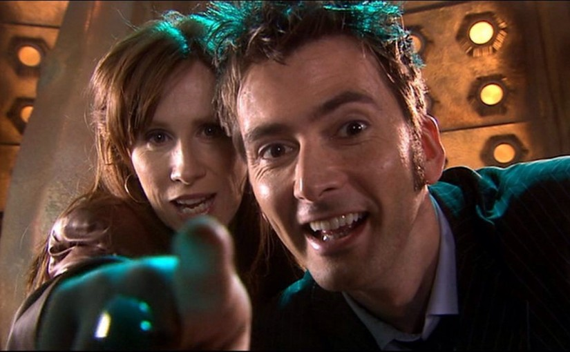 David Tennant and Catherine Tate heading to Big Finish?