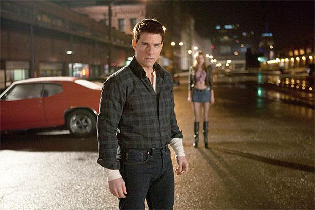 Paramount confirm Jack Reacher 2