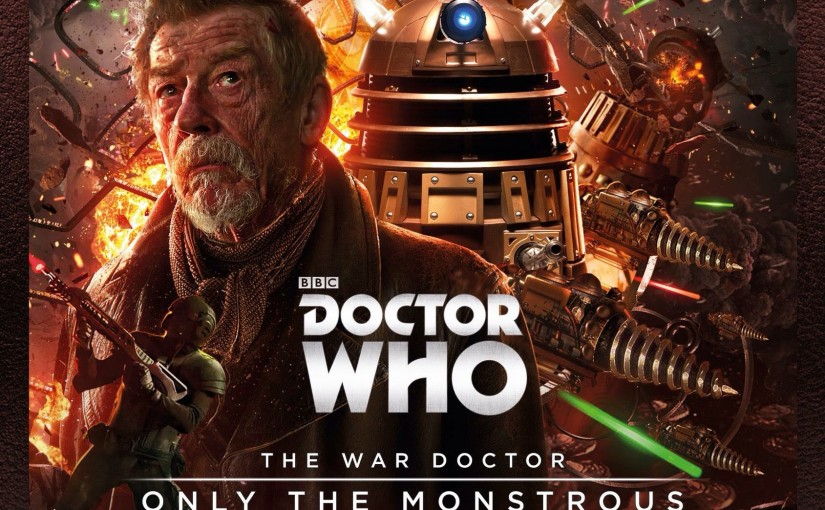 John Hurt returns as The War Doctor for Big Finish