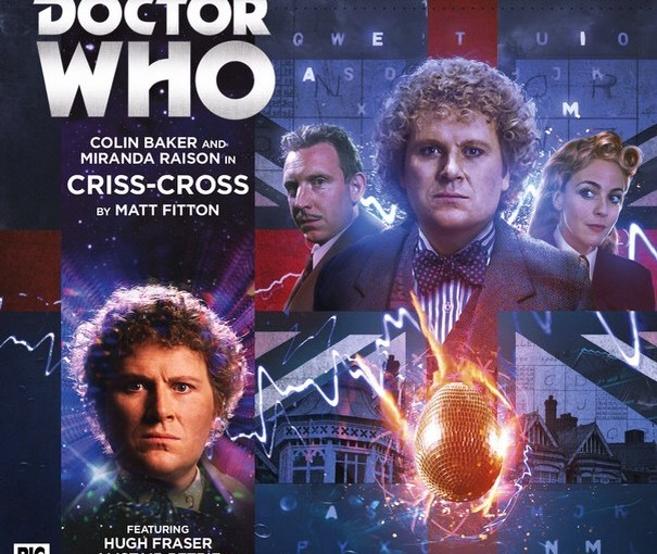 Audio review:Criss-Cross