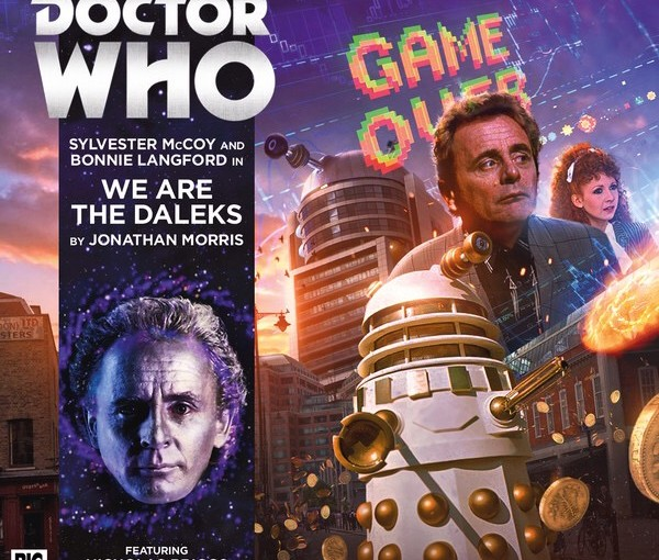 Audio Review-We are the Daleks