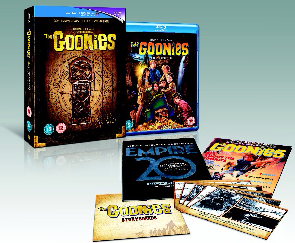 Warner Bros announce The Goonies special edition