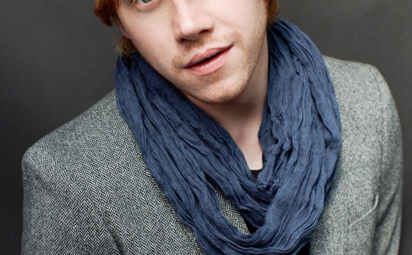 Rupert Grint heading to TV