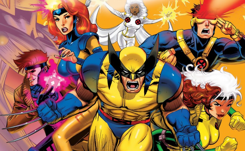Fox are developing two shows set in the X-Men Universe