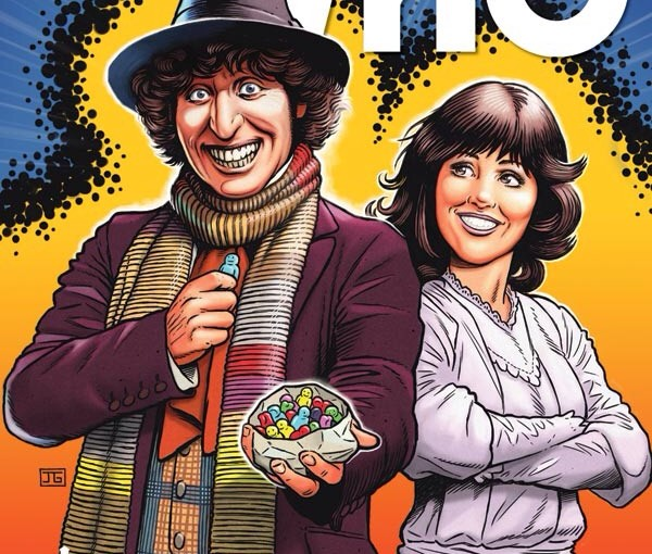 Fourth Doctor And Sarah Jane Smith Return for An All-New Adventure!