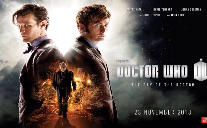 How the 50th nearly ended up being Doctor-less