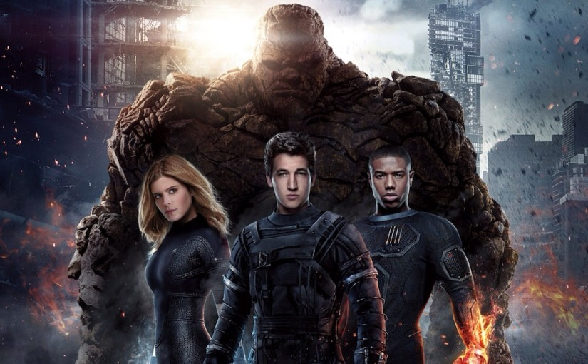 Fox remove Fantastic Four from their 2017 schedule