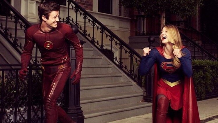 Supergirl/Flash crossover in development?