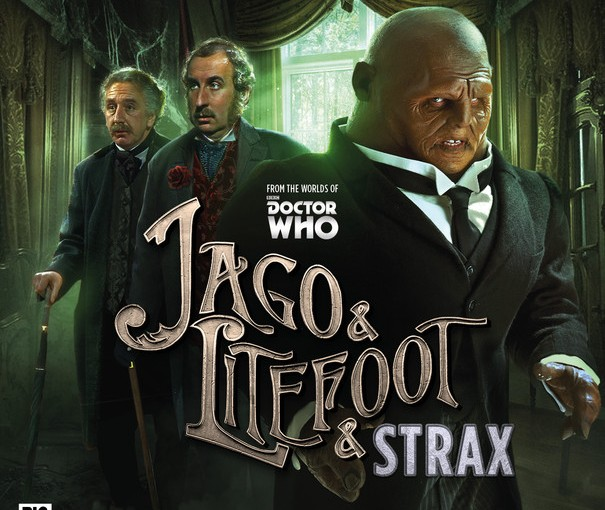 Review-Jago & Litefoot & Strax-The Haunting
