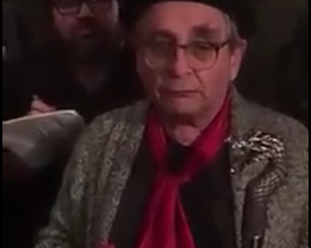 Update on #drwhodaniel a video message from Sylvester McCoy