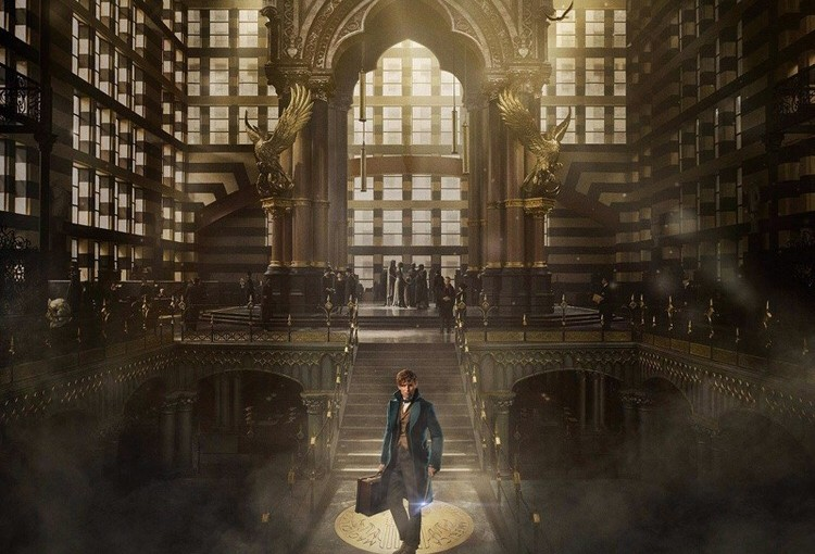 Trailer-Fantastic beasts and where to find them
