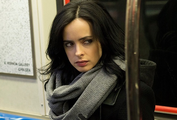 Jessica Jones is granted a second series