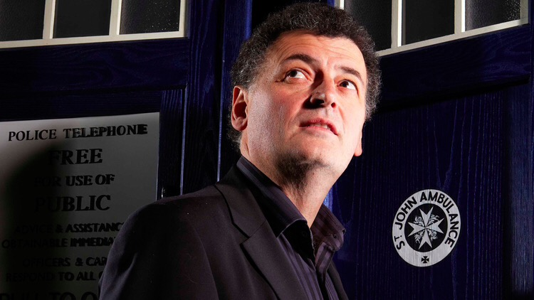 Steven Moffat steps down