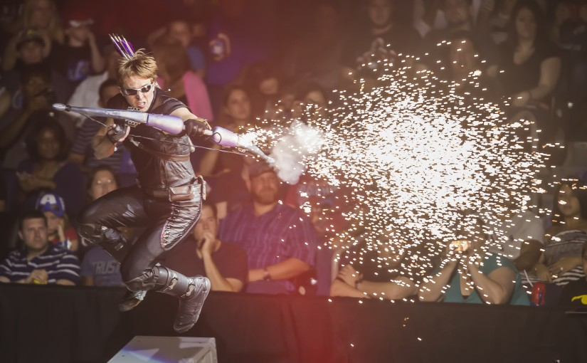 Marvel Universe Live is coming to the UK