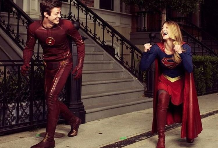 The Flash/Supergirl crossover has been confirmed
