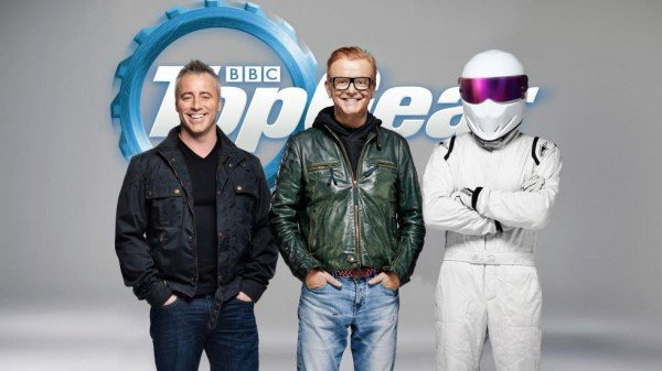 Matt LeBlanc confirmed as new Top Gear co-host