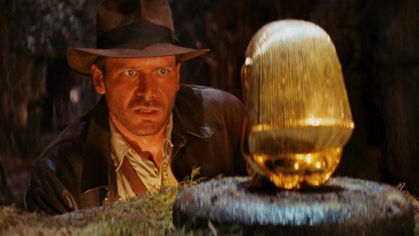 Review-Raiders of the Lost Ark live.