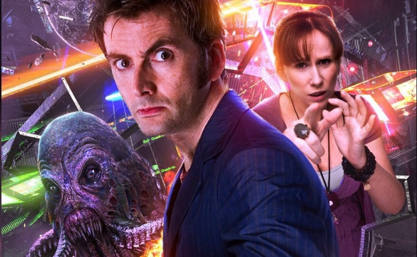 Trailer-Big Finish:The Tenth Doctor Adventures