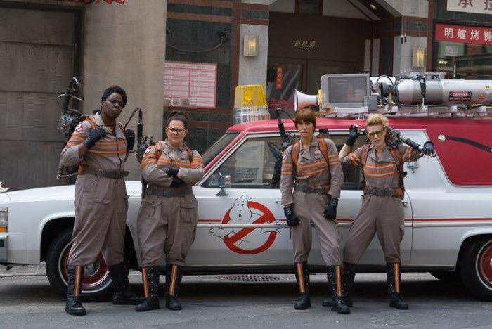 New international trailer for Ghostbusters reboot