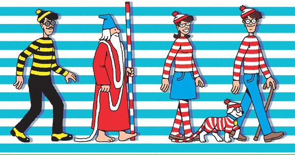 Seth Rogen to produce a Where's Wally film