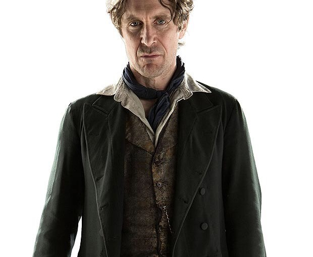 Paul McGann returning for an eighth Doctor spin-off